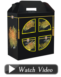 Diamond Jubilee DIY Fireworks