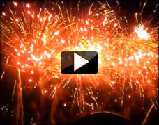 Pyromusical Show Fireworks Video